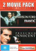 Frantic / Presumed Innocent (Harrison Ford) - Betty Buckley
