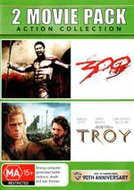 300 / Troy - Orlando Bloom
