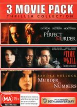 A Perfect Murder  / A Time to Kill / Murder by Numbers - Gwyneth Paltrow