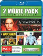 V for Vendetta / Watchmen : The Complete Motion Comic - Tom Stechschulte