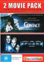 Contact / Sphere - Dustin Hoffman