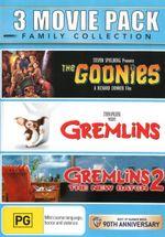 The Goonies / Gremlins / Gremlins 2 : The New Batch - John Glover