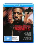 Passenger 57 - Bruce Payne