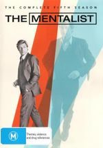 The Mentalist : Season 5 (5 Discs) - Tim Kang