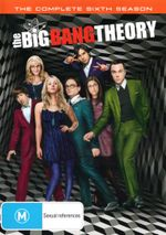 The Big Bang Theory : Season 6 (DVD) - Johnny Galecki