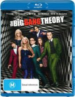 The Big Bang Theory : Season 6 Blu Ray - Johnny Galecki