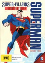Superman : Super-Villains - Worlds at War! - Not Specified