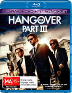 The Hangover Part III (Blu-ray/DVD/UV) - Bradley Cooper