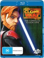 Star Wars : The Clone Wars - Season 5 - Matt Lanter