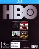 HBO Starter Boxset : Season 1 of Game of Thrones / The Sopranos / The Newsroom / Boardwalk Empire - Peter Dinklage