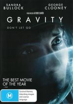 Gravity (2013) (DVD/UV) - Sandra Bullock