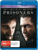 Prisoners (2013) (Blu-ray/DVD/UV) - Hugh Jackman