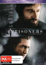 Prisoners (2013) (DVD/UV) - Hugh Jackman
