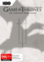 Game of Thrones : Season 3 (5 Discs) - Peter Dinklage