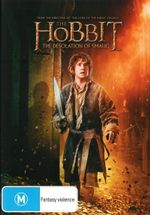 The Hobbit : The Desolation of Smaug (DVD/UV) - Ian McKellen
