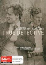 True Detective : Season 1 - Matthew McConaughey