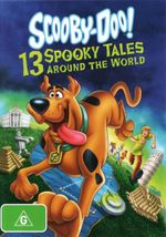 Scooby-Doo! : 13 Spooky Tales: Around The World (2 Discs)