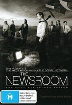 The Newsroom : Season 2 - Jeff Daniels