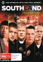 Southland : Season 5 (Final Season) (Uncensored) - Michael Cudlitz