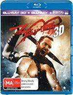 300 : Rise of an Empire (3D Blu-ray/Blu-ray/UV) - Sullivan Stapleton