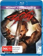 300 : Rise of an Empire (Blu-ray/DVD/UV) - Sullivan Stapleton