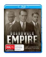 Boardwalk Empire : Season 4 (4 Discs) - Steve Buscemi