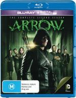 Arrow : Season 2 (Blu-ray/UV) - Steve Amell