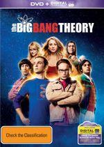 *The Big Bang Theory : Season 7 (DVD/UV) - Jim Parsons