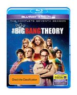 The Big Bang Theory : Season 7 (Blu-ray/UV) - Jim Parsons