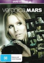 Veronica Mars Movie (DVD/UV) - Kristen Bell