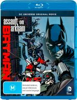 Batman : Assault on Arkham (DC Comics) - Matthew Gray Gubler