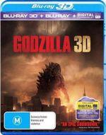 Godzilla 2014 (3D Blu-ray / Blu-ray) - Aaron Taylor-Johnson