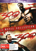 300 / 300 : Rise of an Empire (DVD/UV) - Eva Green
