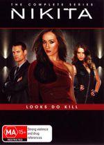 Nikita : Seasons 1 - 4 (17 Discs) - Maggie Q