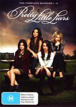 Pretty Little Liars : Seasons 1 - 4 (23 Discs) - Troian Bellisario
