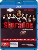 The Sopranos : The Complete Series (28 Discs) - James Gandolfini