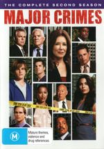 Major Crimes : Season 2 - Tony Denison