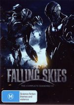 Falling Skies : Seasons 1 - 3 (9 Discs) - Maxim Knight