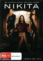 Nikita : Season 4 (2 Discs) - Lyndsy Fonseca