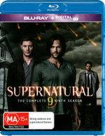 Supernatural : Season 9 (Blu-ray/UV) - Misha Collins