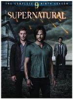 Supernatural : Season 9 (DVD/UV) (6 Discs) - Jared Padalecki