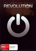 Revolution : The Complete Series (10 Discs) - Billy Burke