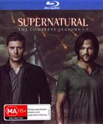 Supernatural : Seasons 1 - 9 (35 Disc Boxset) - Jared Padalecki