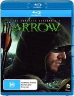 Arrow : Seasons 1 - 2 - Colin Donnell