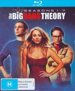 The Big Bang Theory : Seasons 1 - 7 - Jim Parsons