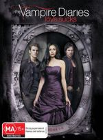 The Vampire Diaries : Seasons 1 - 5 (25 Discs) - Steven R. McQueen