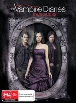 The Vampire Diaries : Seasons 1 - 5 (25 Discs) - Steven R. McQueen
