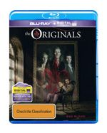 The Originals : Season 1 (Blu-ray/UV) (4 Discs) - Claire Holt