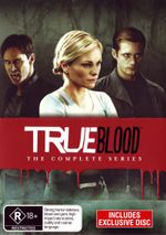 True Blood : The Complete Series (Includes Exclusive Disc) - Sam Trammell