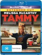 Tammy  (Blu-ray/UV) : Extended Cut - Melissa McCarthy
